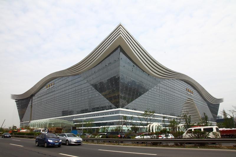 《风景建筑》  成都环球中心,图片尺寸:600×420,来自网页:http://www