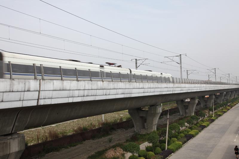 成灌城际铁路